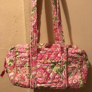 Vera Bradley small duffle bag